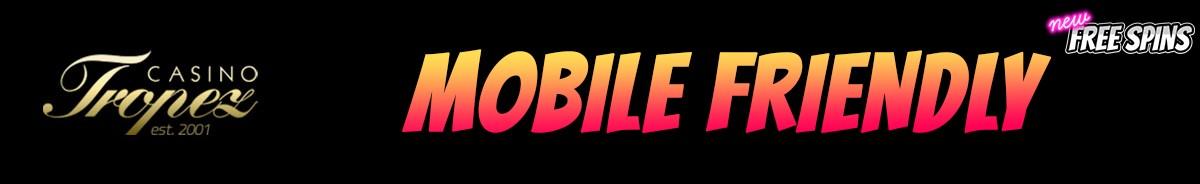 Casino Tropez-mobile-friendly