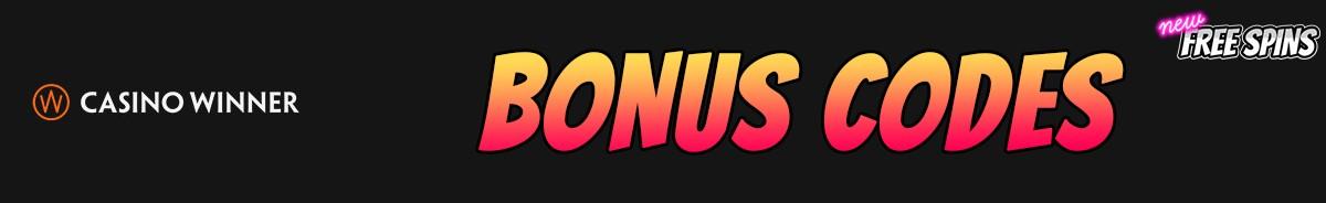 Casino Winner-bonus-codes