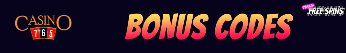 Casino765-bonus-codes