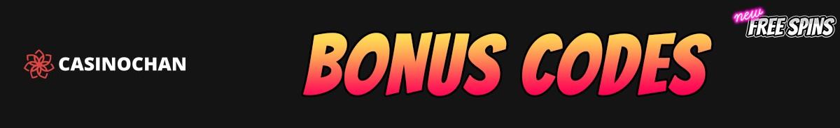 CasinoChan-bonus-codes