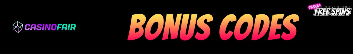 CasinoFair-bonus-codes