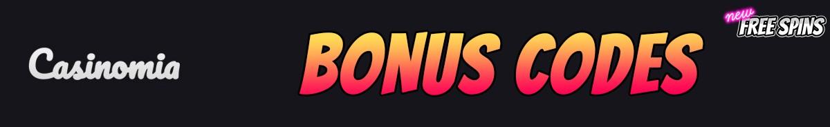 Casinomia-bonus-codes