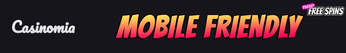 Casinomia-mobile-friendly