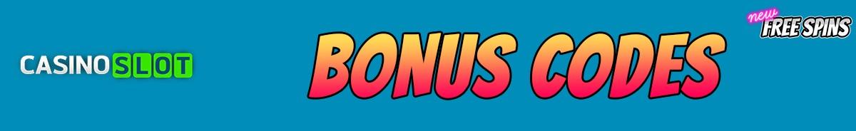 CasinoSlot-bonus-codes