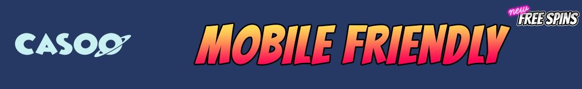 Casoo Casino-mobile-friendly