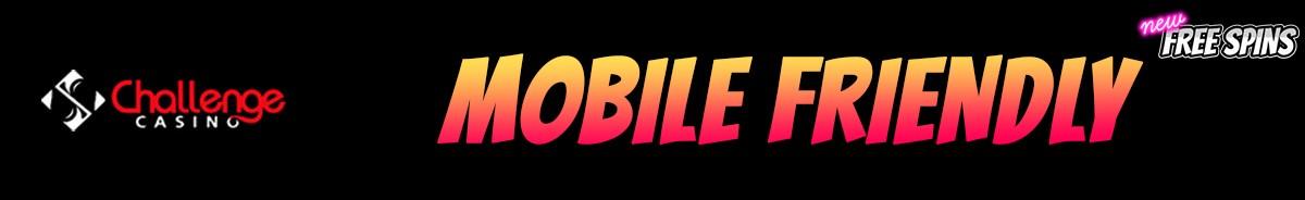Challenge Casino-mobile-friendly