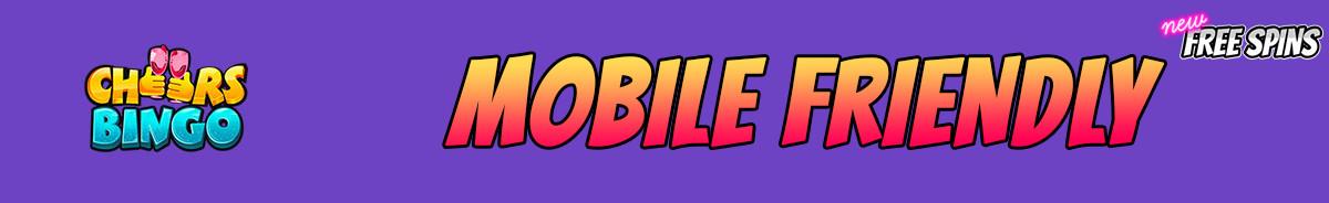 Cheers Bingo-mobile-friendly