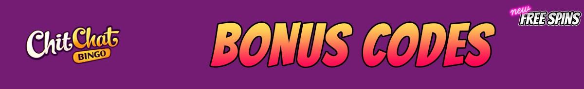ChitChat Bingo Casino-bonus-codes