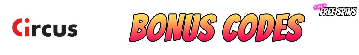 Circus Casino-bonus-codes