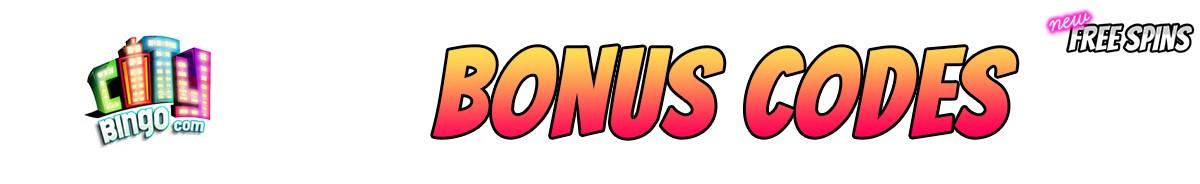 City Bingo-bonus-codes