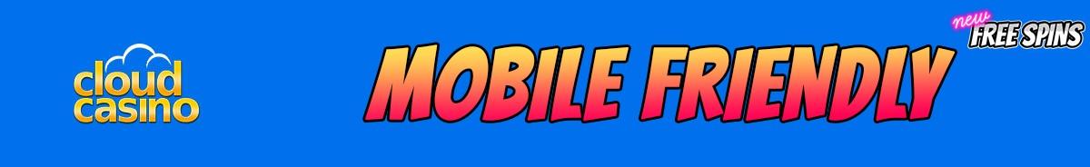 Cloud Casino-mobile-friendly