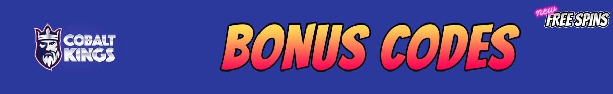 Cobalt Kings Casino-bonus-codes