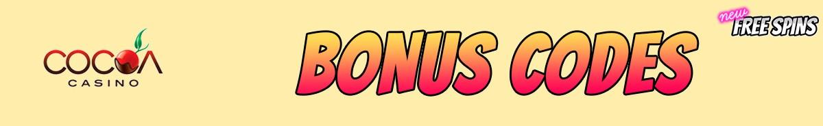 Cocoa Casino-bonus-codes