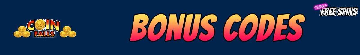 CoinFalls Casino-bonus-codes