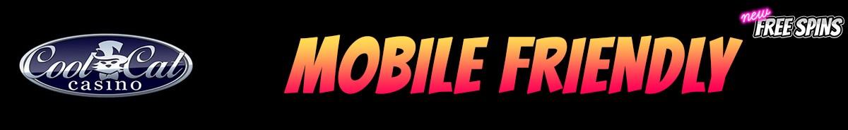 CoolCat Casino-mobile-friendly
