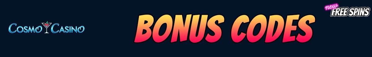 Cosmo Casino-bonus-codes