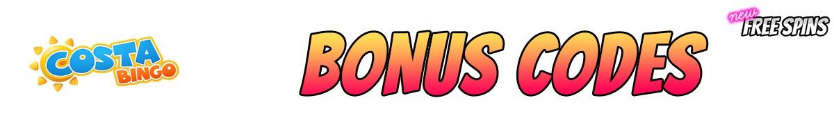 Costa Bingo-bonus-codes