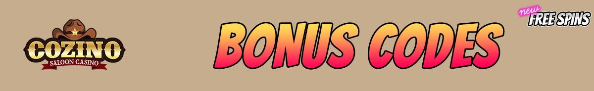 Cozino Casino-bonus-codes