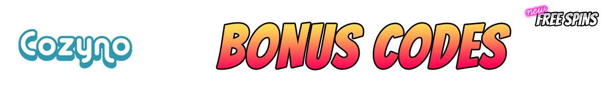 Cozyno Casino-bonus-codes