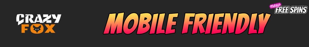 Crazy Fox-mobile-friendly