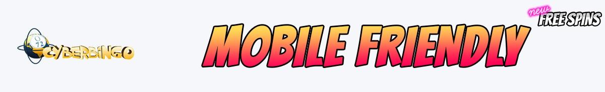CyberBingo Casino-mobile-friendly