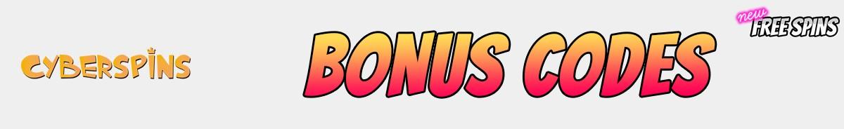 CyberSpins-bonus-codes