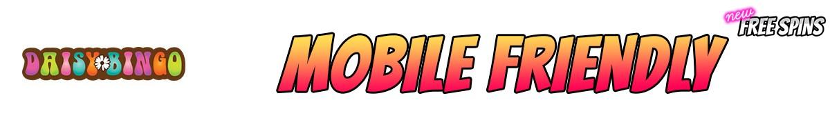 Daisy Bingo Casino-mobile-friendly