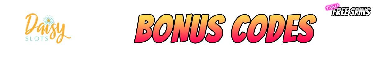 Daisy Slots-bonus-codes