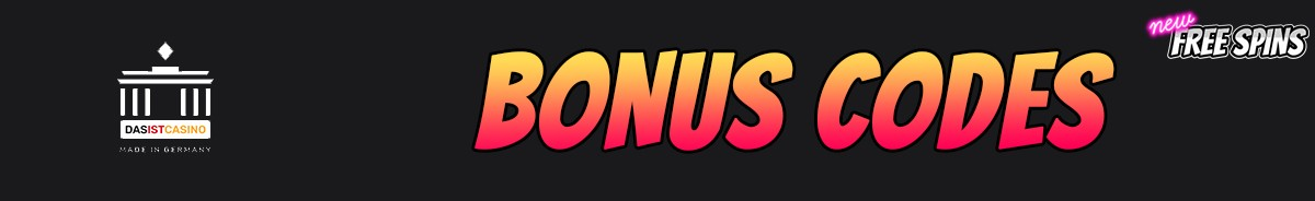 DasIst Casino-bonus-codes