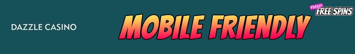 Dazzle Casino-mobile-friendly