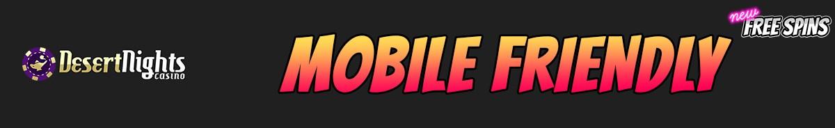 Desert Nights Casino-mobile-friendly