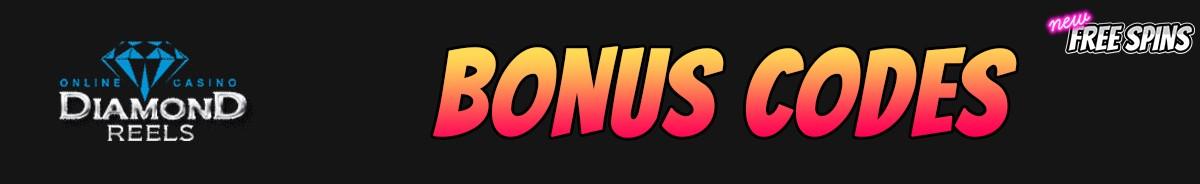 Diamond Reels-bonus-codes