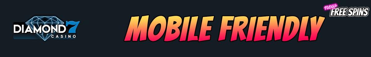 Diamond7 Casino-mobile-friendly