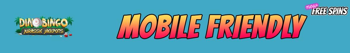 Dino Bingo-mobile-friendly