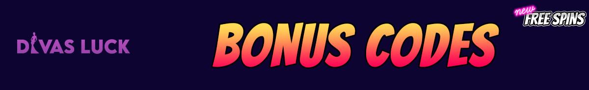 Divas Luck-bonus-codes