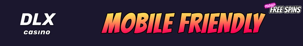 DLX Casino-mobile-friendly