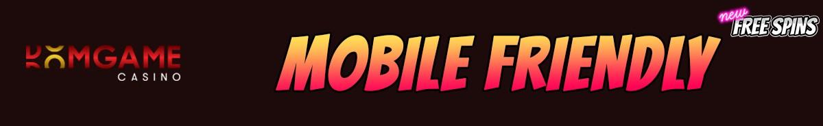 DomGame Casino-mobile-friendly