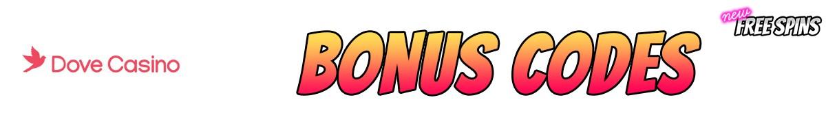 Dove Casino-bonus-codes