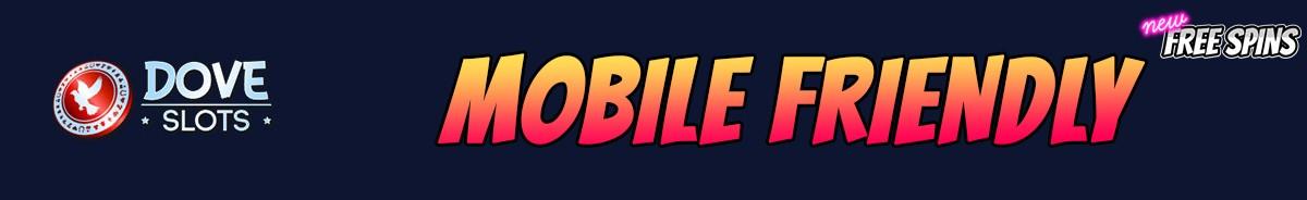 Dove Slots-mobile-friendly
