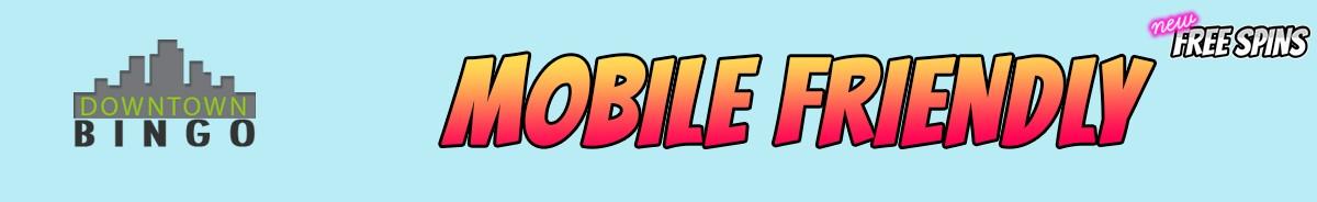 Downtown Bingo-mobile-friendly