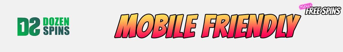 DozenSpins-mobile-friendly
