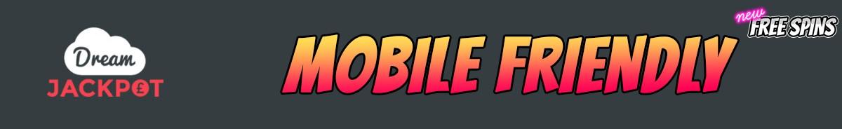 Dream Jackpot Casino-mobile-friendly