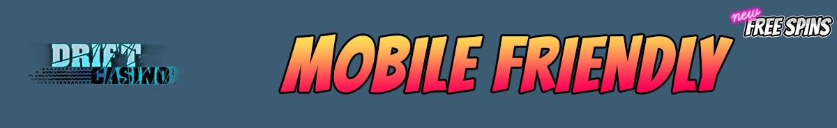 Drift Casino-mobile-friendly