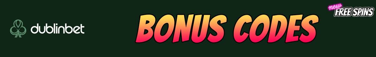Dublinbet Casino-bonus-codes