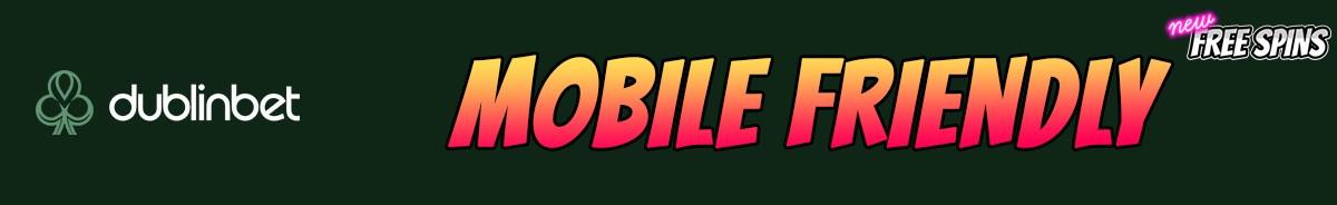 Dublinbet Casino-mobile-friendly
