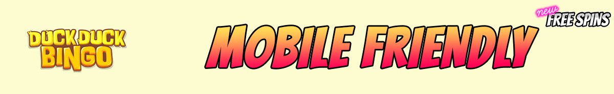 Duck Duck Bingo Casino-mobile-friendly