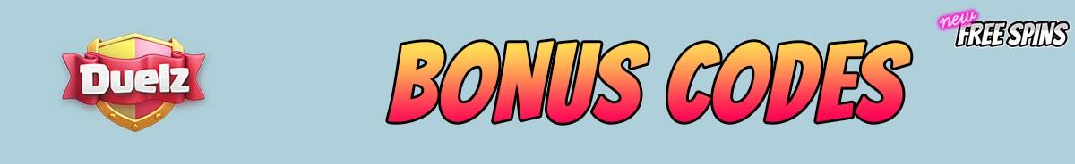 Duelz Casino-bonus-codes