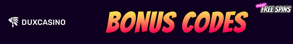 Duxcasino-bonus-codes