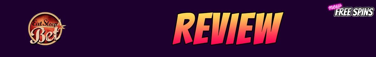Eat Sleep Bet Casino-review