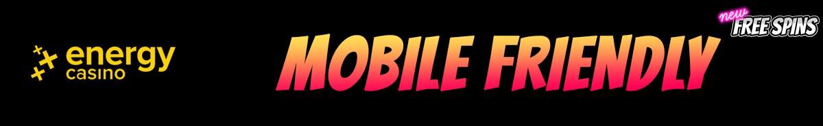 Energy Casino-mobile-friendly